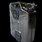 Industrial line Black- Bluetooth Jerrycan Speaker