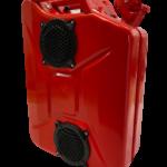 Red Bluetooth Jerrycan Speaker