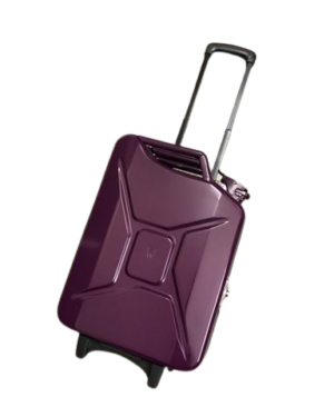 2Can | G-case Travelcase Purple