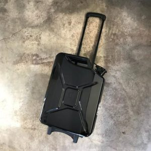2Can | G-case Travelcase Piano Black