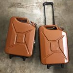 2Can | G-case Travelcase Noble Bronze