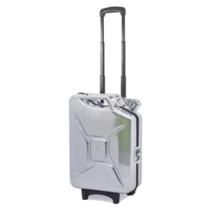 2Can | G-case Travelcase Chrome