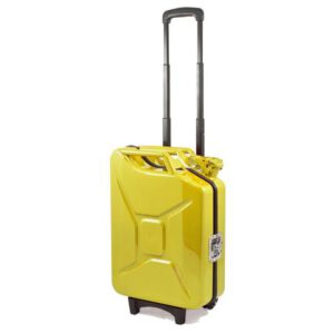 2Can | G-case Travelcase Yellow